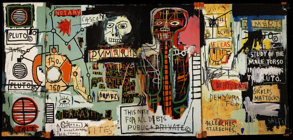 Exposição Basquiat