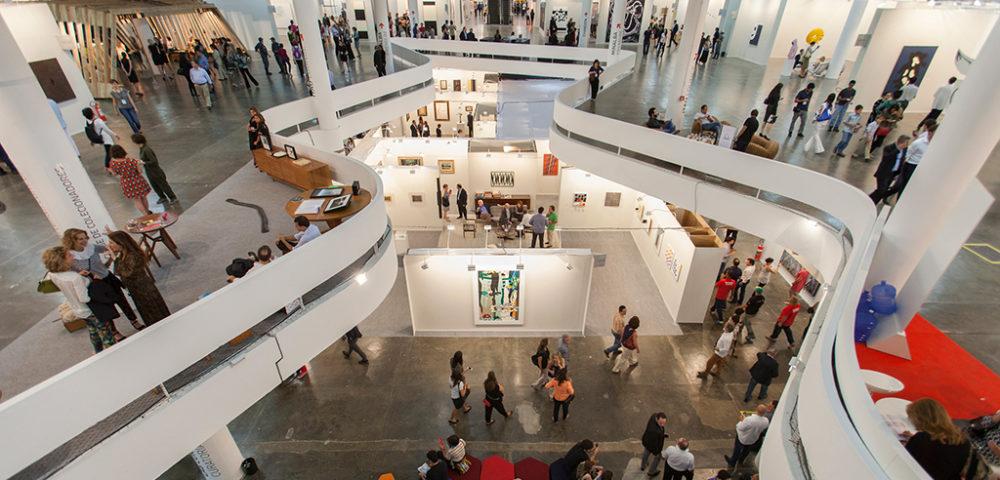 SP-Arte 2018 acontece de 11 e 15 de abril || Créditos: Divulgação