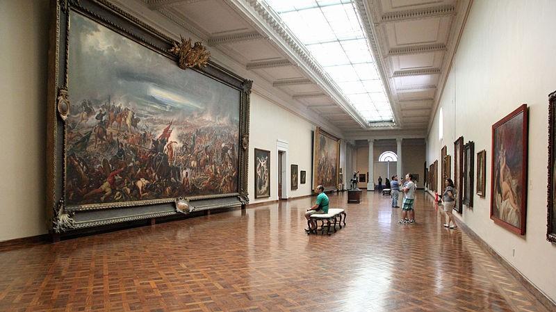 Museu Nacional de Belas Artes comemora 81 anos com exposições